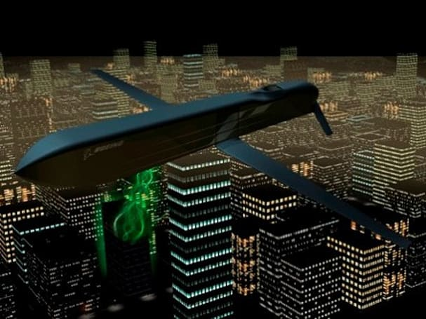 Boeing tests microwave missile that knocks out electronics, represents our worst nightmare (video)