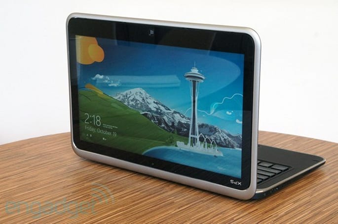Dell XPS 12 review: with the launch of Windows 8, 'convertible' takes on a new meaning