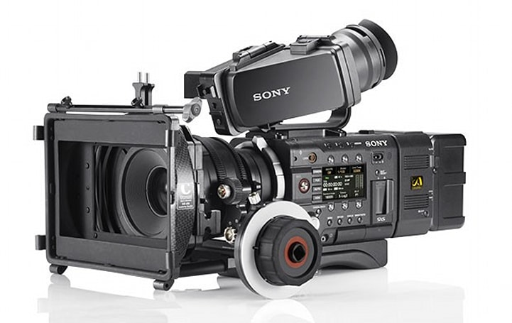 Sony unveils price for PMW-F55 and PMW-F5 CinaAlta 4K camcorders
