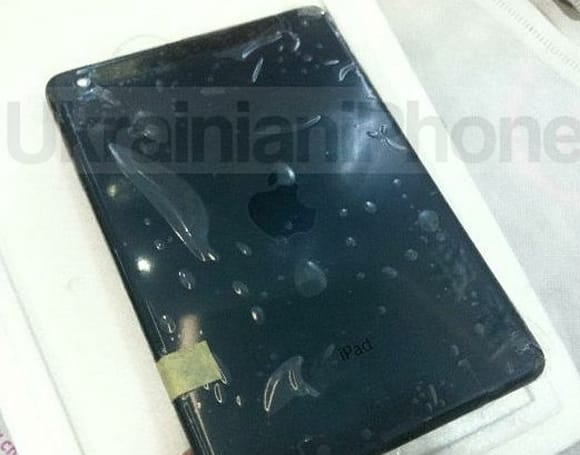 Purported iPad Mini parts leak as WSJ reports production has started