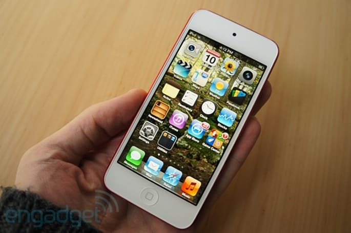 iPod touch review (2012)