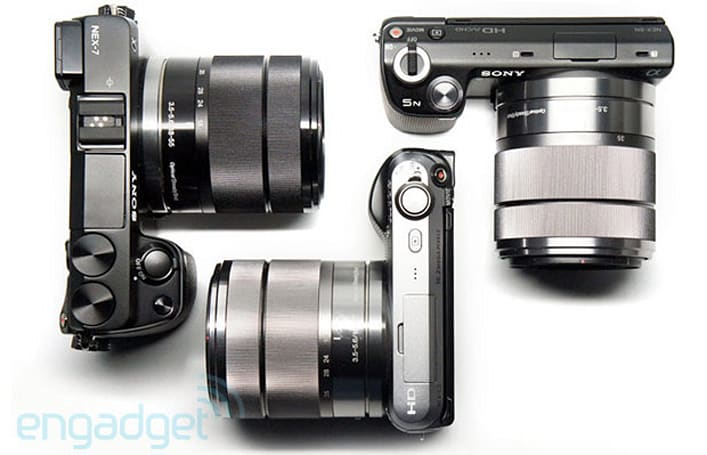 Sony Alpha firmware updates bring record button disabling on NEX-7, DSLR lens improvements