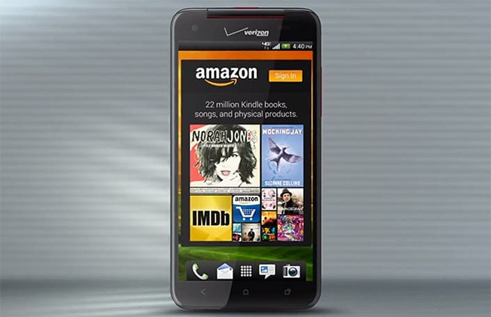 Amazon App Suite to be pre-loaded on Verizon Android devices starting with Droid DNA