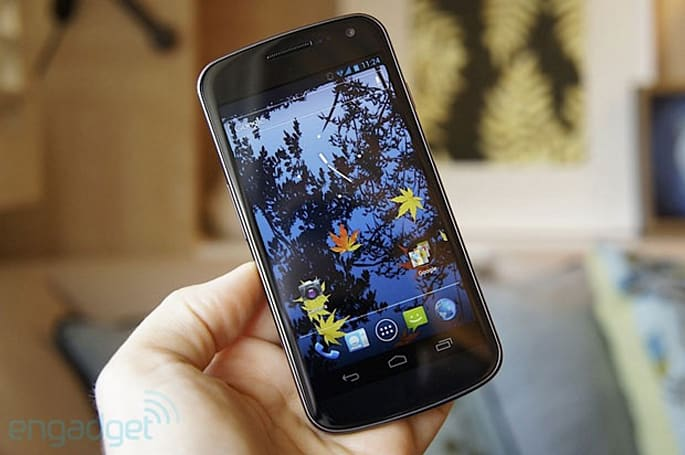 Android 4.2 core apps and Google Wallet APKs released for pimping your Galaxy Nexus