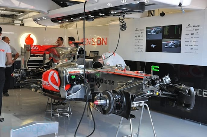 Formula 1's on-board cameras may switch to HD next season