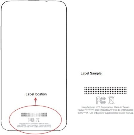 Likely Verizon-bound HTC DLX swings through the FCC, shows its Droid DNA
