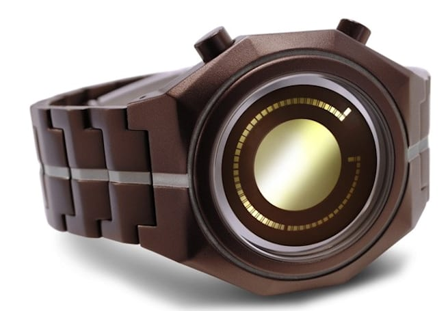 Tokyoflash launches the Kisai Maru watch, lets you live out your Tony Stark fantasies (video)
