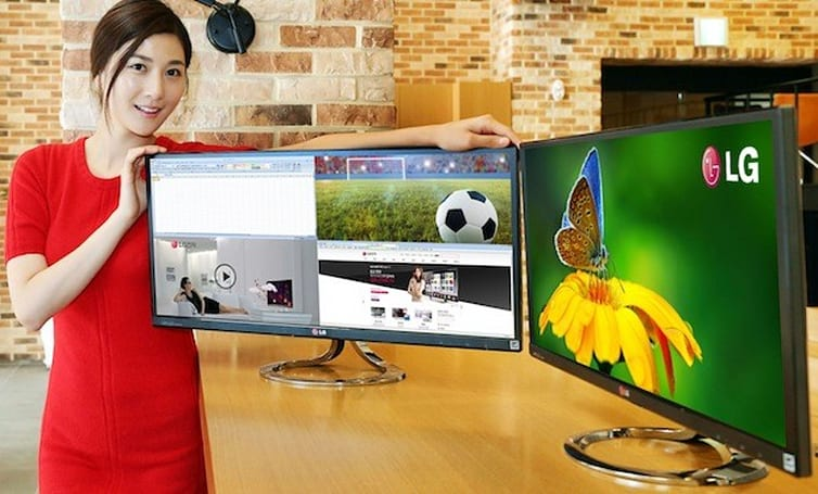 LG's 29-inch EA93 is the world's first 21:9 ultrawidescreen monitor, launches this month in Korea