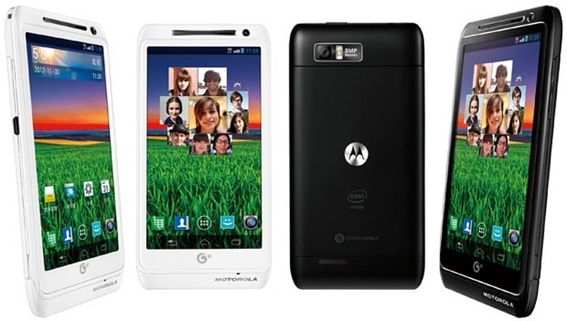 Motorola's RAZR i MT788 announced with 2GHz Intel chip, heading to China Mobile next month