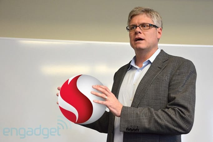 Qualcomm COO Steve Mollenkopf talks 28nm supply, low-end market and displays