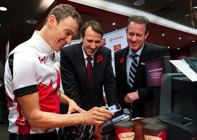 CIBC Mobile Payment App reaches BlackBerry App World for the rare chance you can actually use it