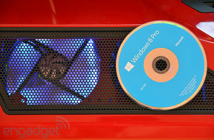 Windows 8 upgrade diary: gaming and performance