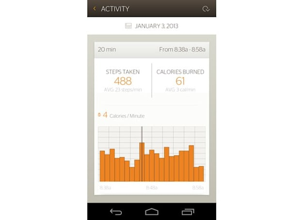 Basis fitness tracker gets an Android app, to be available in Q1; iOS version still in the works