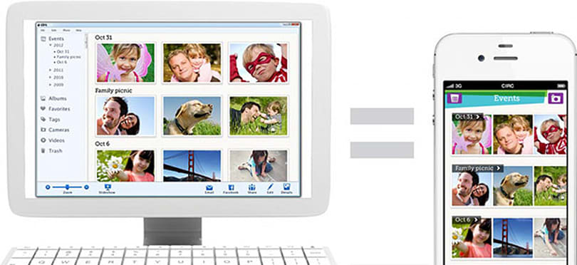 Eye-Fi debuts Circ photo service with unlimited free storage, Android and iOS apps