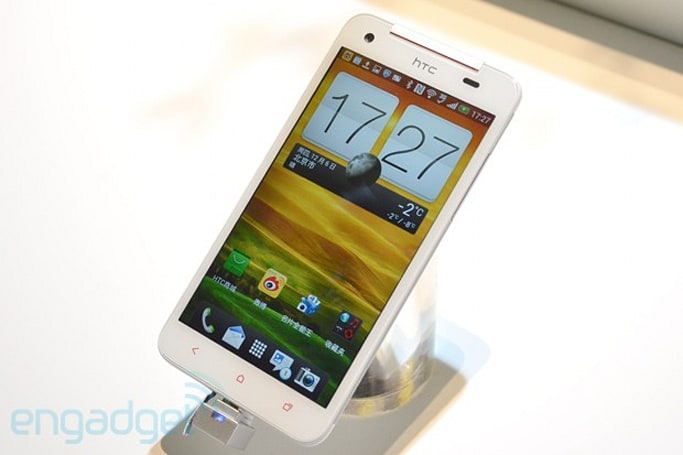 HTC 8X, 8S and Butterfly to reach China in mid-December