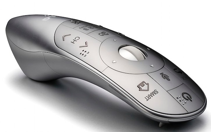 LG Magic Remote updated, switch channels by writing numbers
