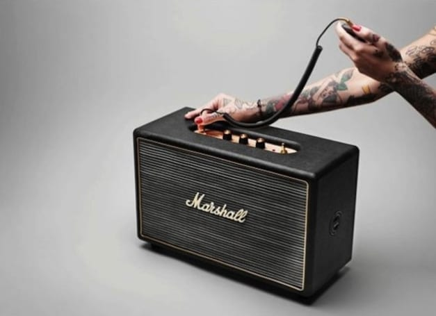 Marshall Hanwell speaker now available for $800, helps bring out your inner rockstar