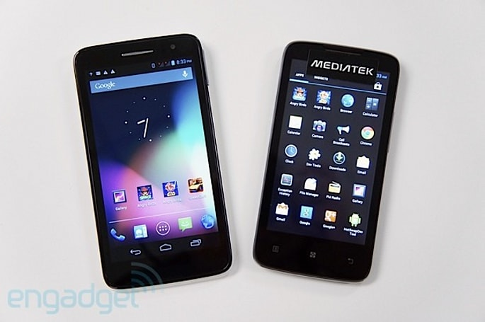 MediaTek launches world's first quad-core Cortex-A7 SoC, we go hands-on (video)