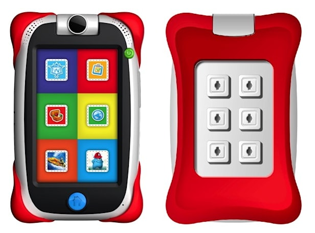 Fuhu's Nabi Jr. Tegra-powered kiddie tablet keeps the small ones occupied for five minutes