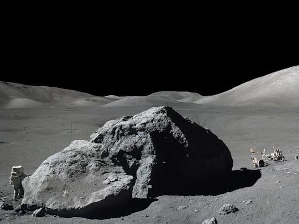 The moon marks 40 years without a human visitor, prepares for impending probe crashes