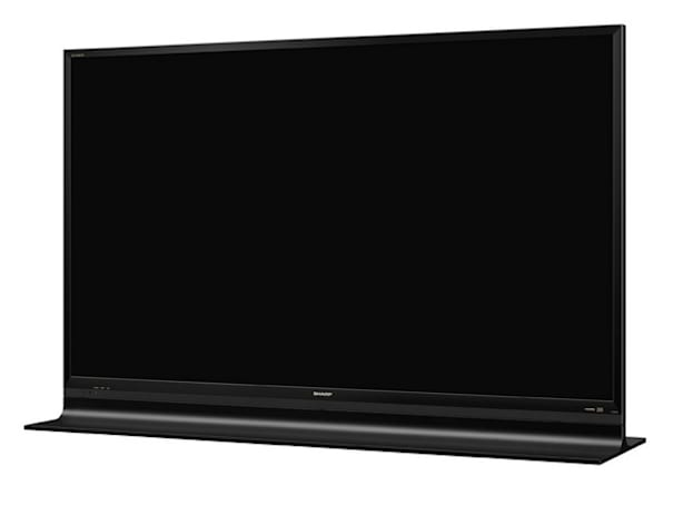 Sharp 'Integrated Cognitive Creation' 60-inch 4K LCD goes from prototype to reality in February