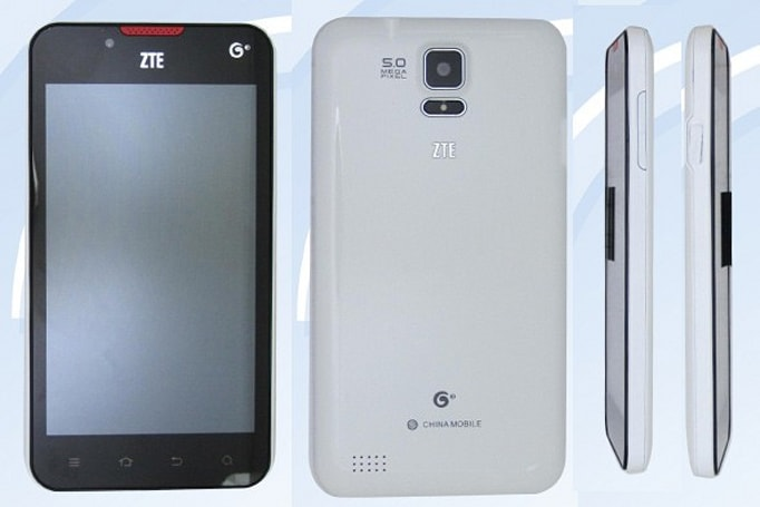 5-inch ZTE U887 enters the low-end phablet fray