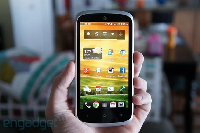 HTC One VX review: AT&T's latest mid-range smartphone is worth a closer look