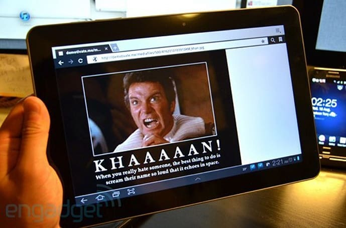 Samsung Galaxy Tab cleared for sale in The Netherlands, says Dutch court