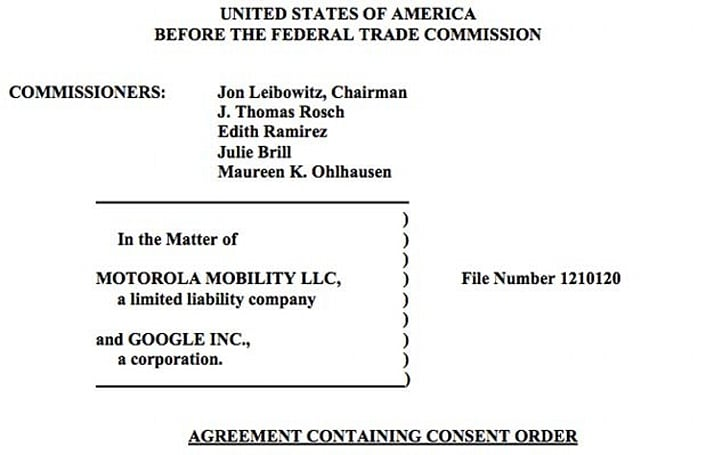 Google Pledges To Change Its Ways To Assuage Ftc Anti Competitive