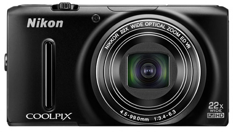 Nikon updates Coolpix compact lineup with S9500, sub-$200 S5200 and L28
