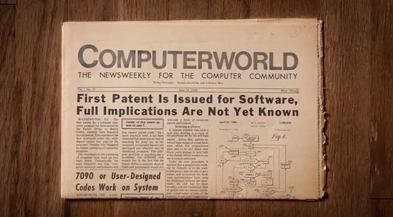 PBS profiles Martin Goetz, recipient of the first software patent