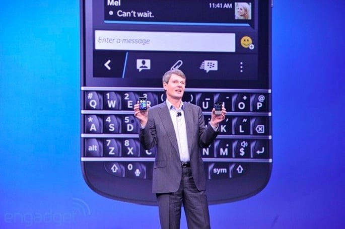 BlackBerry Q10 official with keyboard, 3.1-inch display (update: may hit US in April)