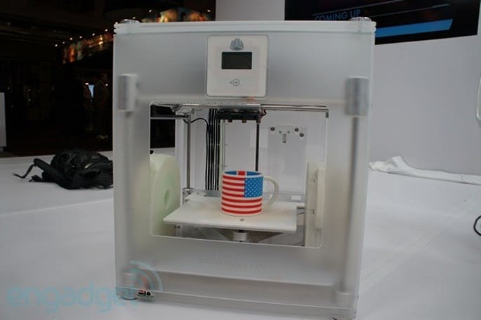 Office Depot starts stocking 3D Systems printers online