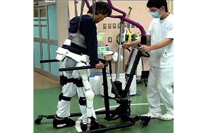 Cyberdyne's robotic HAL suit marches into Japan hospital trials
