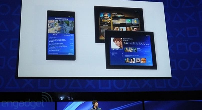 Sony announces PlayStation app for iOS and Android, will expand games to the second screen