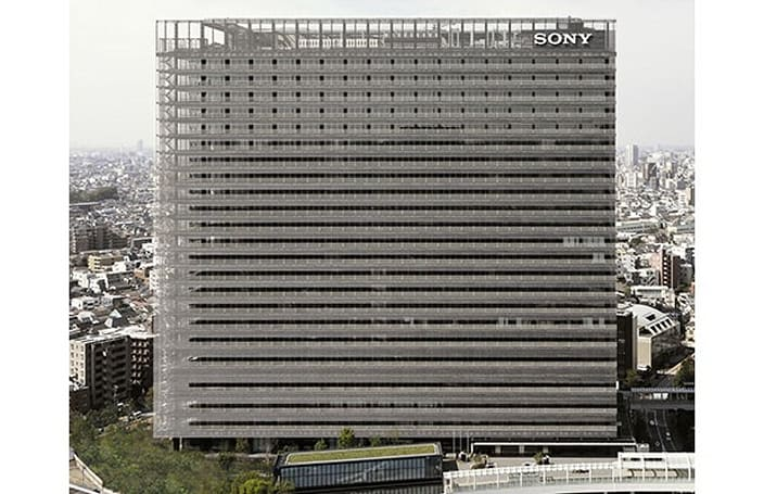 Sony unloads 'Sony City Osaki' building for $1.2 billion, will remain as lessee