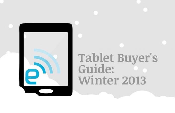 Engadget's tablet buyer's guide: winter 2013 edition