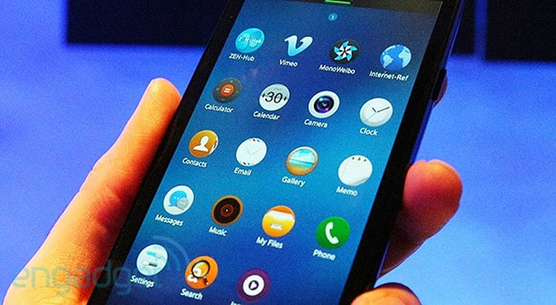Hands-on with Tizen 2.0 on Samsung's developer handset (video)