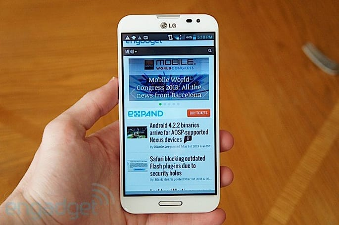 LG Optimus G Pro review: a phone that lives up to Note-sized expectations