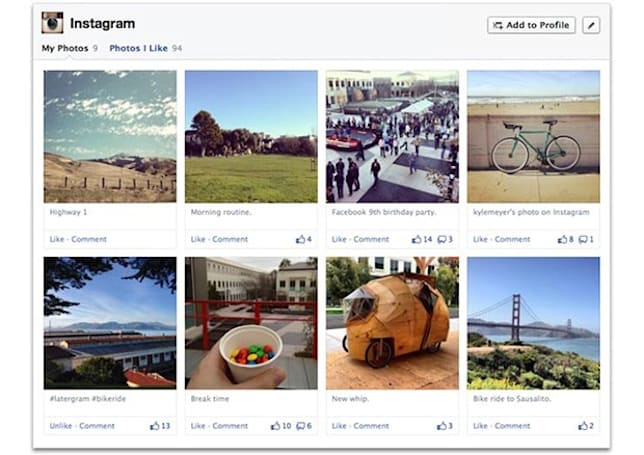 Facebook redesigns Timeline with an emphasis on apps and users' interests