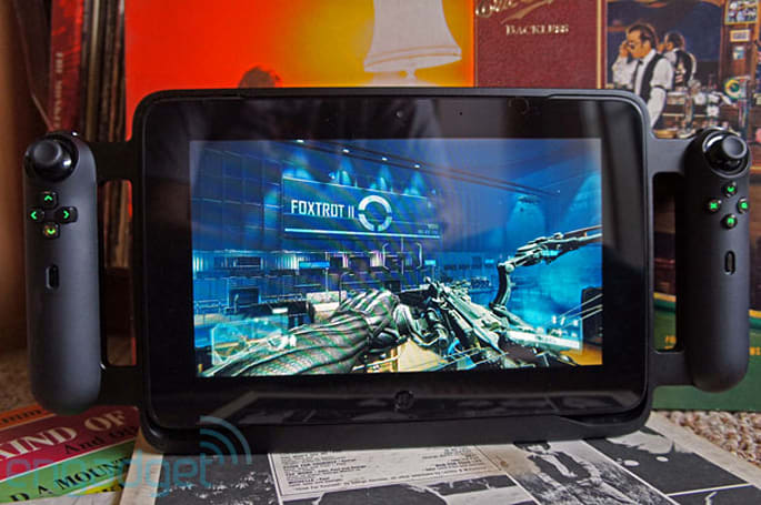 Razer Edge Pro review: can a tablet double as a gaming PC?