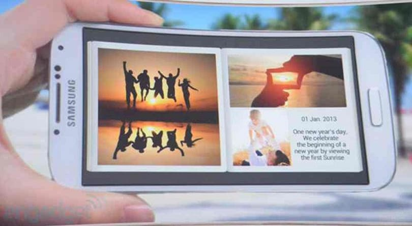 Samsung unveils the Galaxy S 4's software tricks: camera modes, Story Album, S Voice Drive and more