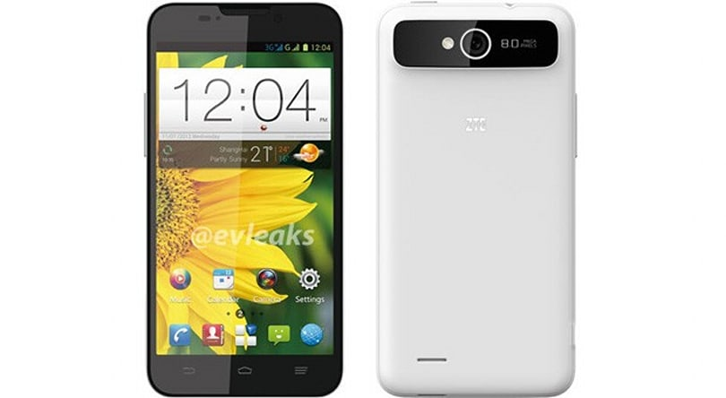 ZTE Grand X Quad shows up in product shots, @evleaks style (update: already available)