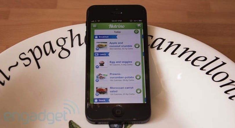 Nutrino is a virtual nutritionist for iOS, we go hands-on