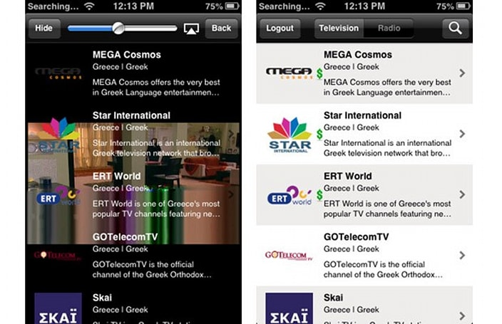 WhereverTV streaming service still exists, is now available on iOS