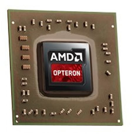 AMD's Opteron X-series targets Intel Atom for the microserver CPU market