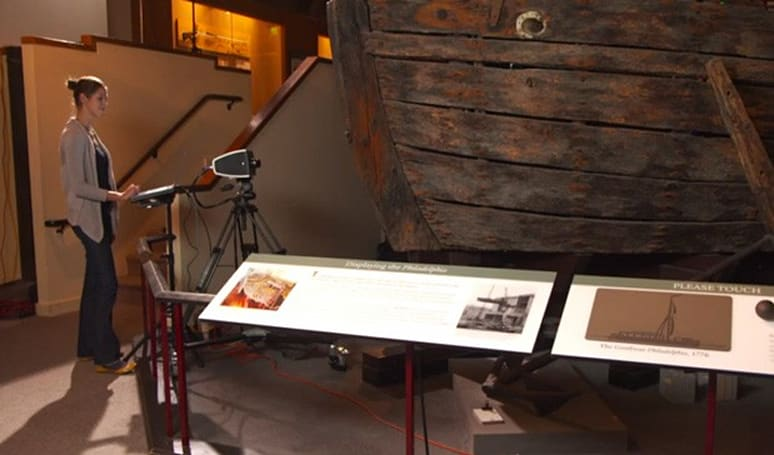 The Smithsonian is 3D-scanning its collection for future generations