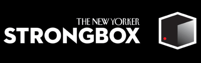 The New Yorker unveils Strongbox, a tool for sources to submit files and tips anonymously