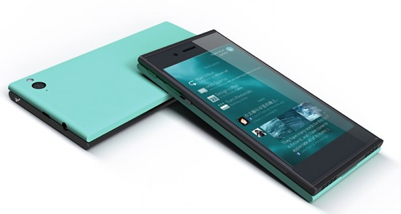 The first Jolla phone: 4.5-inch display, Android app compliant, 399 euros