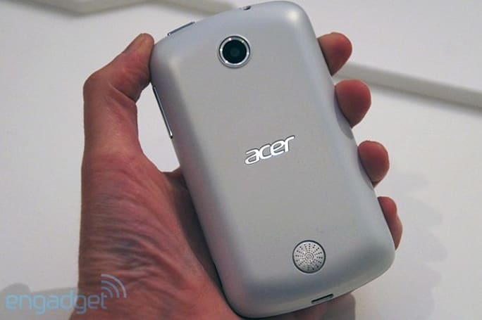 Acer won't do Windows Phone this year, wants Microsoft to pick up the pace